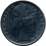 100 лир, Италия