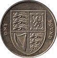 1 фунт, Великобритания