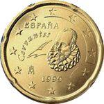 20 евроцентов, Испания