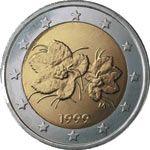2 евро, Финляндия