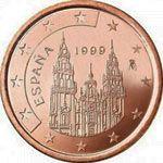 5 евроцентов, Испания