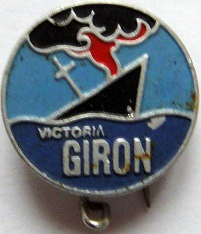 Виктория Гирон (Victoria Giron)