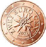 2 евроцента, Австрия
