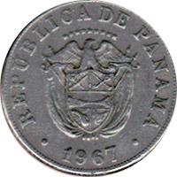 5 сентесимо, Панама