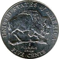 5 центов (Pluribus), США