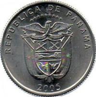 25 сентесимо (Puente Del Rey), Панама