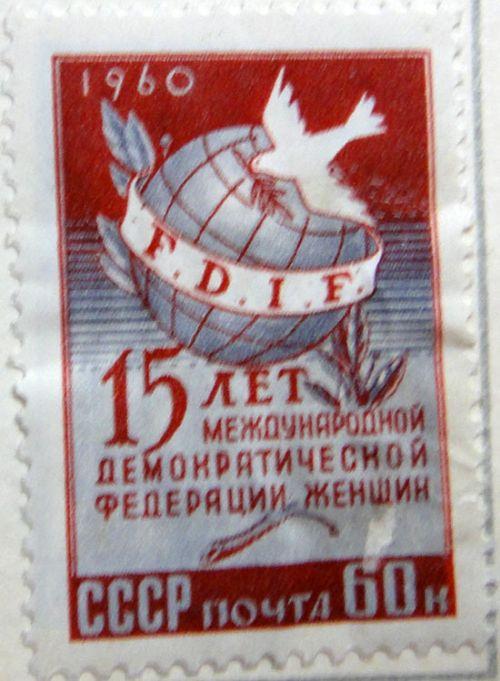 15 лет демократической федерации женщин