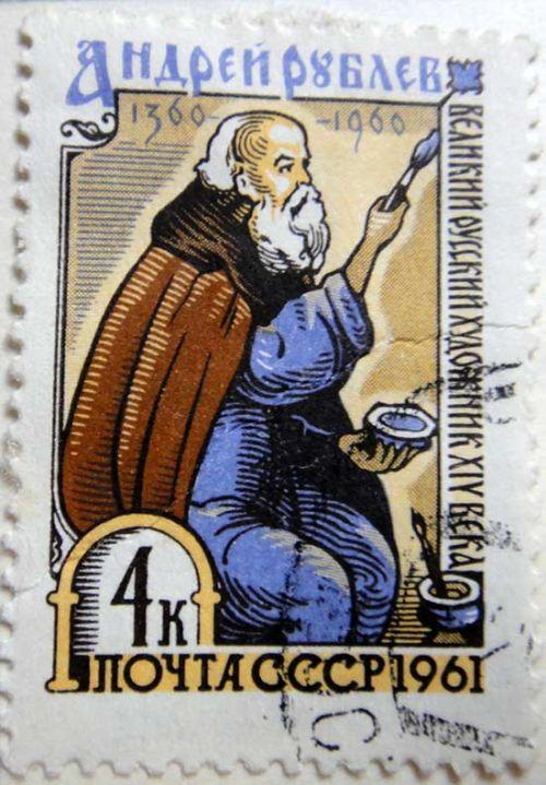 Андрей Рублёв. Великий русский художник XIV века