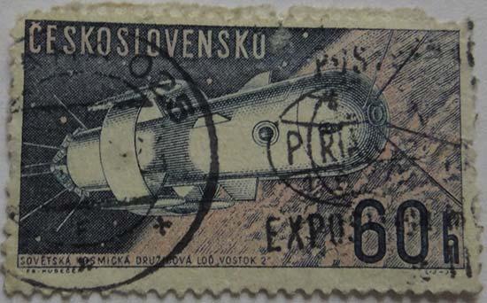 Sovetska Kosmisca Vostok 2